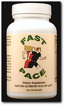 Fast Pace - 120 Capsules